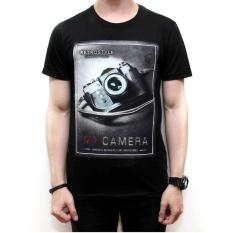 DEcTionS Kaos T-shirt 3D Camera 04