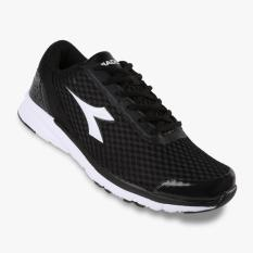 Diadora Ensu Men's Running Shoes - Hitam