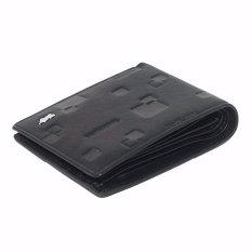 Dompet Kulit Import Pria - Braun Buffel BB01- 12 (Black)