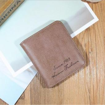 Dompet Wanita Fashion Korean Style - Coklat