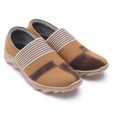 Dr. Kevin Men Casual Shoes 13245 Camel / Brown