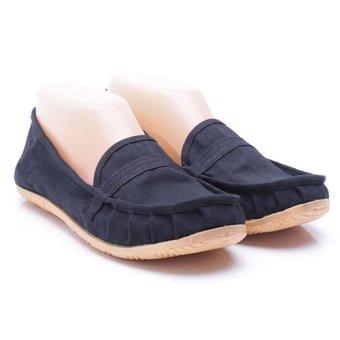 Dr. Kevin Women Flat Shoes Slip On 5306 Black