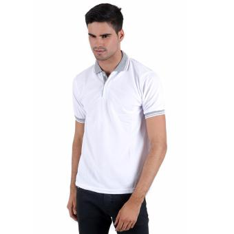 Elfs Shop Poloshirt Neck - Putih