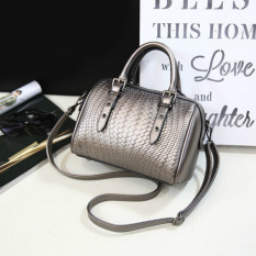 Fashion Handbags Pillow Bag Shoulder Diagonal Cross Hand Small Bags Wholesale Factory Outlets Grey