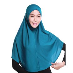 Fashion Hijabs Women's Muslim Scarf - Intl