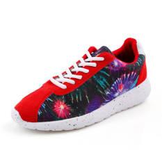 Fashion Men Low Cut Skater Shoes (Multicolor)