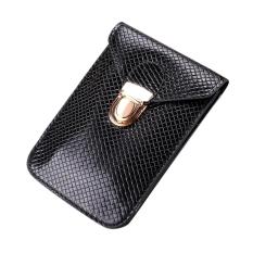 Fashion Sweet Women Lady's Mini Tote Clutch Handbag Single Shoulder Bag Messenger Cross Small Bag Purse Pocket (Black) - Intl - Intl