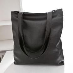 Fashion Women Handbag Big Tote PU Leather Messenger Bag