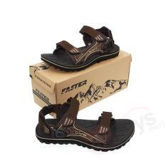 Faster Sandal Gunung Pria Cartenz 01 (2 In 1 Model) - Brown