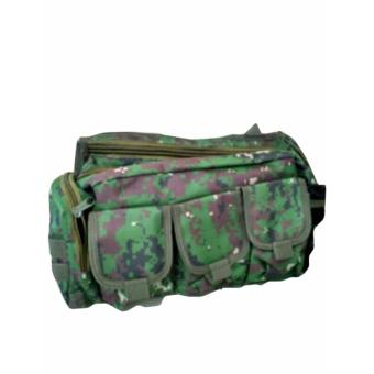 Jual Gear Army Base Elite Military Thight Bag Tool Pouch TBTP01 - Tas Selempang Tactical Army