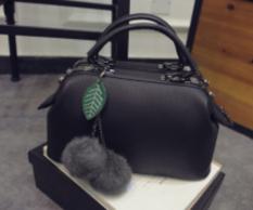 Genevieve Dc0198 Black - Tas Wanita - Handbags