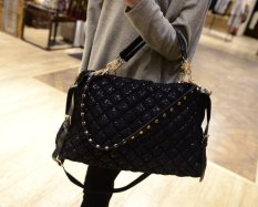 Genevieve DC2019 Black - Handbags Wanita Classy - Tas Import