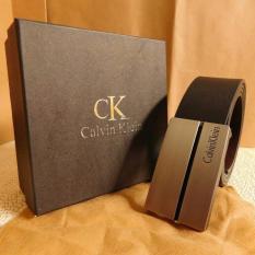 Gesper / Ikat Pinggang Calvin Klein Silver - Hot Promo