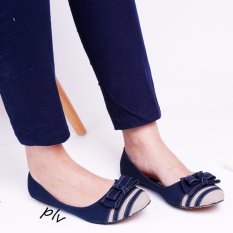 Gratica Flat Shoes AW26 - Navy