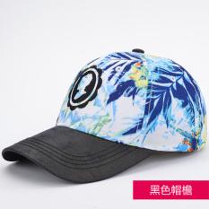 Hangqiao Topi Wanita Pendatang Baru Kartun Pasangan Bordir Topi Baseball Hitam Page 2 Grmlr Korea Fashion