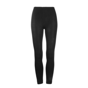 Hangat Dan Tebal Musim Dingin Wanita Kurus Langsing Tanpa Kaki Celana Ketat Celana Legging Peregangan (