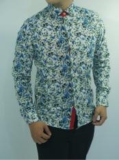 Jeans Source Herman Batik Kemeja Batik Slimfit A8144 Pria Kombinasi Muslim Koko Source .
