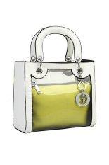 HOT! 2015 New Fashion Women's Handbag (White)