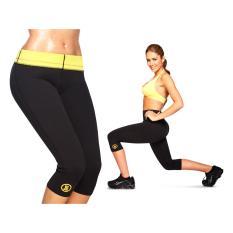 Hot Shaper CELANA Body Slimming Pants celana ketat gym