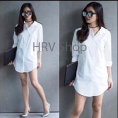 HRV Shop Tunik Wanita Shinta - Putih