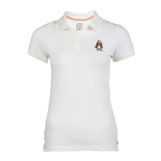 Hush Puppies Polo Shirt Primal - Putih