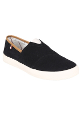 Hush Puppies Sepatu Loafers Casual Pria Shwan- Black