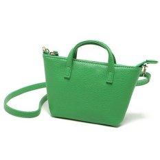 Ilife Bolsas Femininas Couro Women Leather Handbags Designers Famous Brand Women Shoulder Bag Ladies Handbags Crossbody Bags Green