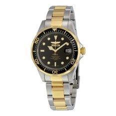 Invicta Pro Diver Men's Gold and Silver Stainless Steel Strap Watch 8934