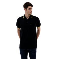 Jack Nicklaus Universal-3 Polo Shirt - Hitam