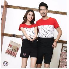 Jakarta Couple - Kaos Pasangan Rasi Bintang