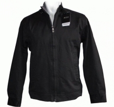 Jaket Boss Classic Collection Hitam