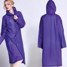 Jas Hujan Eva Lightweight Raincoat Simpel