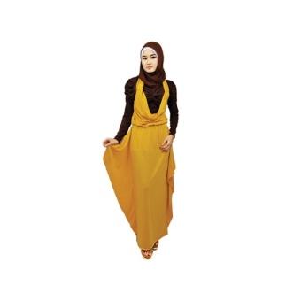 Java Seven Gamis Wanita Umairah RNR 781 - Kuning