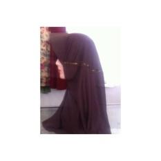 Jilbab Sekolah Pramuka / Jilbab Anak / Jilbab Pramuka
