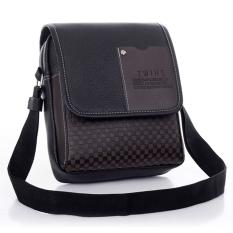 GE Men's Synthetic Leather Bag Handbag Shoulder Bag Messenger Briefcase