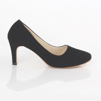 Jual Murah Sepatu Formal Kerja Wanita High Heels BLACKKELLY - LLM 428  e8ad8c99da