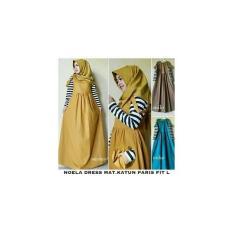 Jual Noela Dress/Rok Overal/Gamis/Baju Muslim Murah