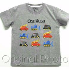 Kaos Anak Karakter - Cars