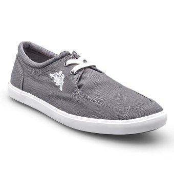 Kappa BTS 3 Low Cut Sneakers - Dark Grey