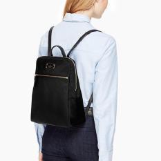 Kate Spade Small Hilo Backpack - Tas Wanita - Hitam