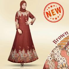 pasarbajuolshop stelan kebaya blouse batwing warna. Source · Kembar Maxi Dress Laurel - Brown (No Pasmina )