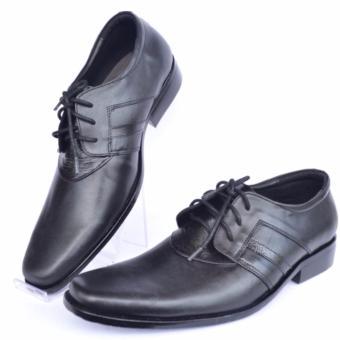 Kickers Sepatu Pria Pantofel Kulit Asli Model -Sepatu Formal Sepatu Kerja  Pria - Lorun - d75f9db455