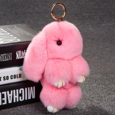 ... Boneka Mainan Gantungan Kunci Hiasan Liontin Source · Lyball Asli Bulu Kelinci Lucu Indah Tas Wanita Tas Sekolah Gantungan Source gantungan kunci Kelabu ...