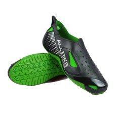 Lbag Sepatu Motor Biker Air All Bike Green Karet Pvc Allbike Hijau Ap Boots