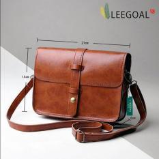Leegoal Perempuan PU Kulit Crossbody Bag Rumbai Shoulder Bags Source leegoal PU Fashion .