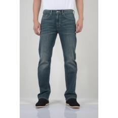 Levi's 505 Regular Fit - Green Twilight