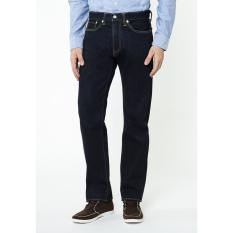 Levi's 505 Regular Fit - Premium Indigo Rinse