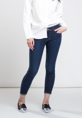 Levi's 710 Super Skinny Jeans - Blue Days