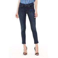Levi's 711 Skinny Jeans - Blue Story