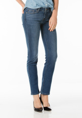 Levi's 714 Straight Jeans - Honest Blue